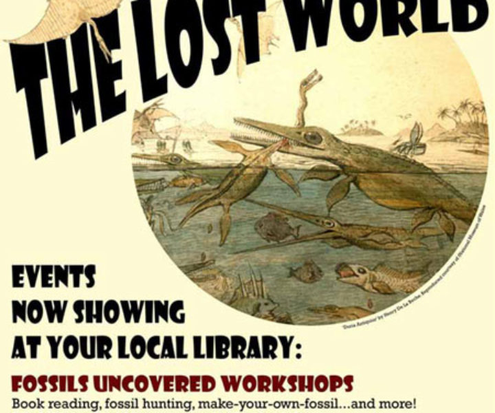 The Lost World poster.