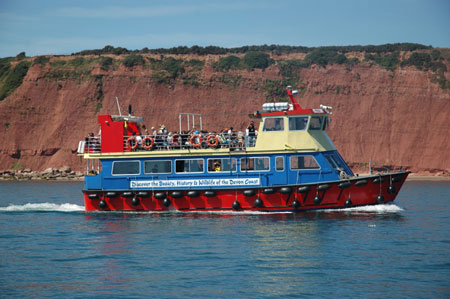 Exmouth Boat