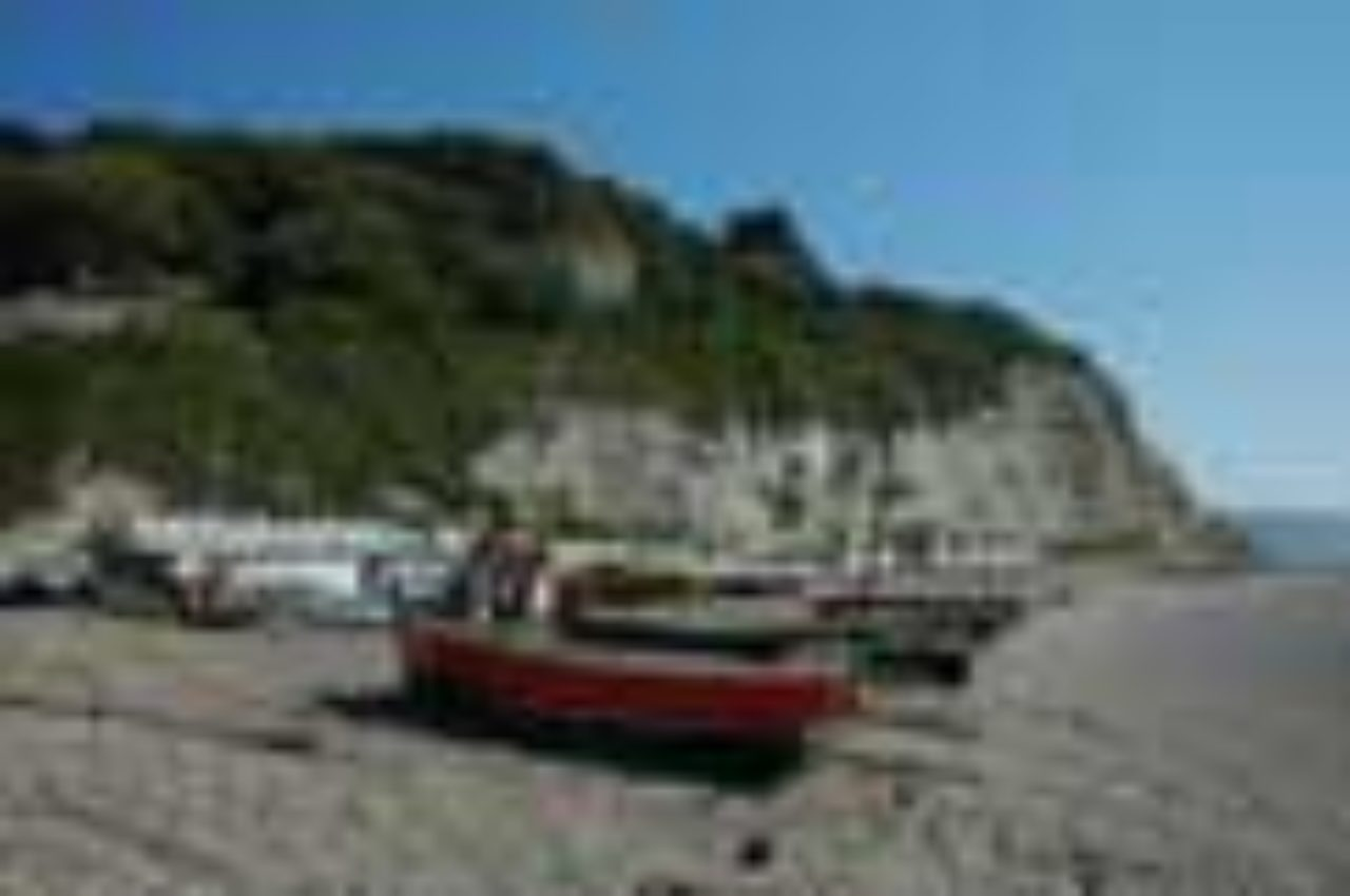 Beer Beach will be part of the Jurassic Coast Roadshows.