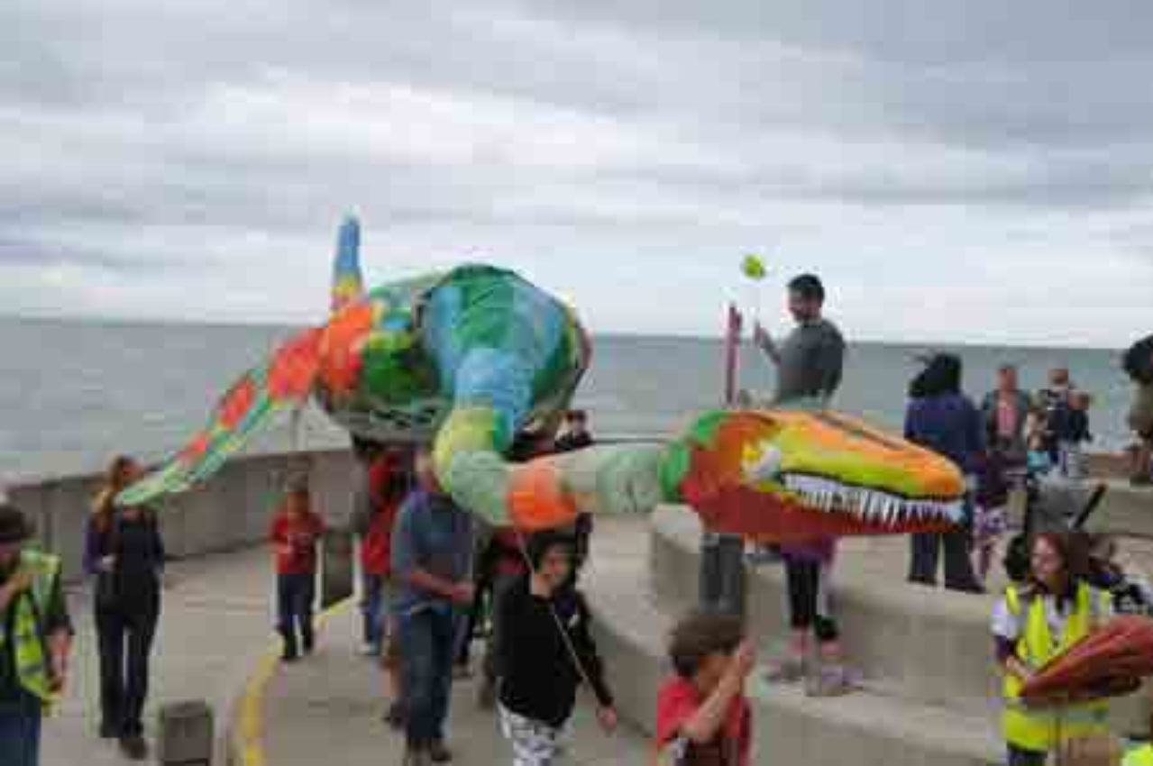 2012 - a BIG year for Events along the Jurassic Coast