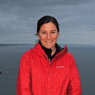 Sally is the Jurassic Coast Visitor Manager