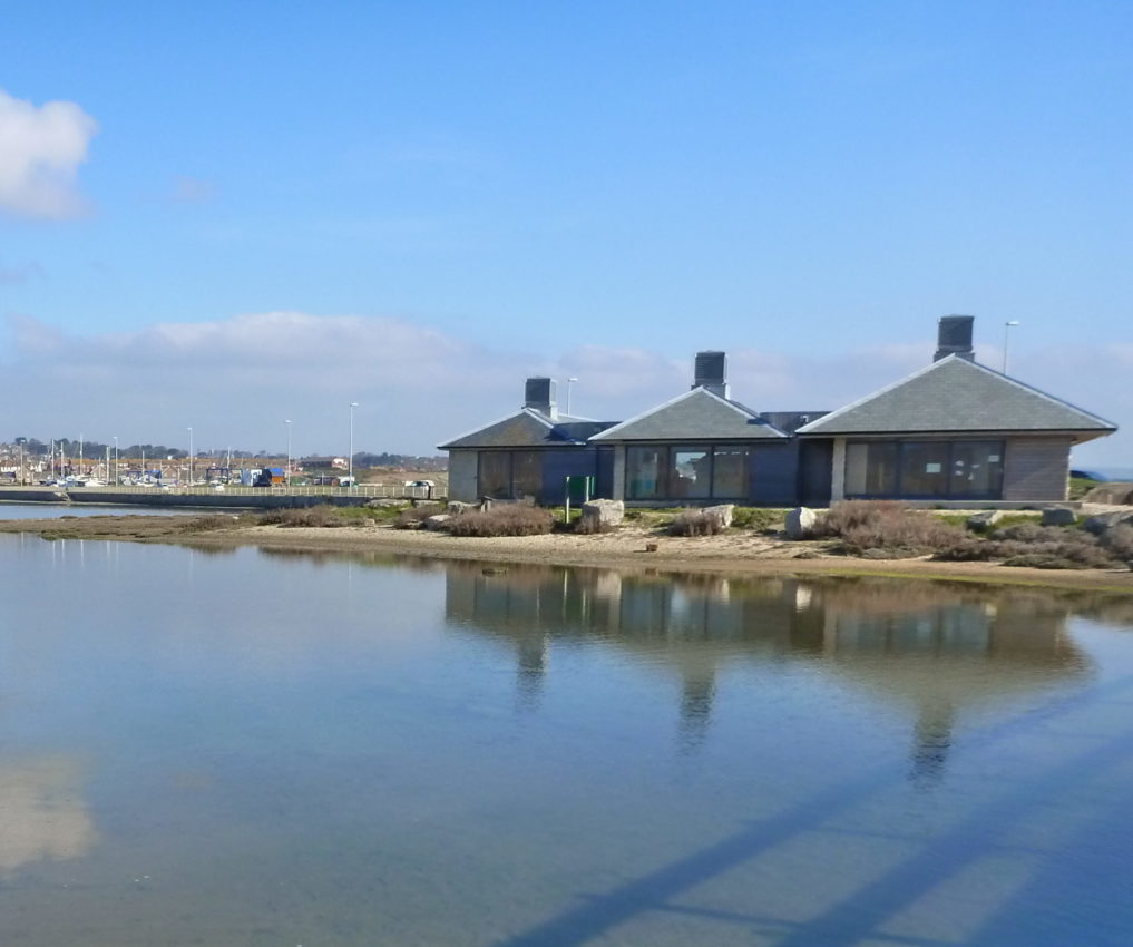 The Fine Foundation Chesil Beach Centre, Photo: Vicky Ashby