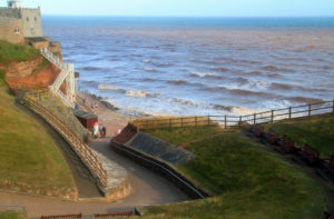 Jacob's Ladder at Sidmouth