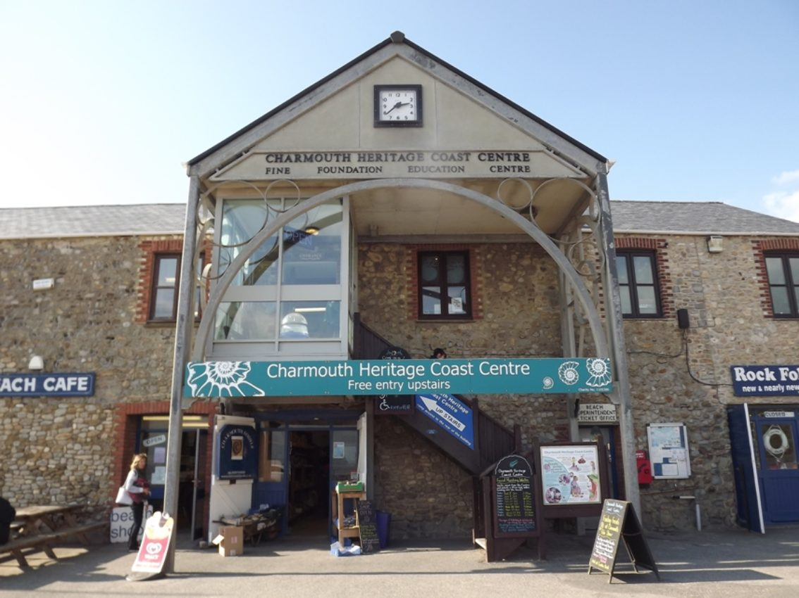 Charmouth Heritage Coast Centre