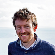 Guy Kerr - Community Coordinator for the Jurassic Coast Team