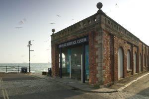 Swanage Museum and Heritage Centre (photo: Morgan Carey Architects)