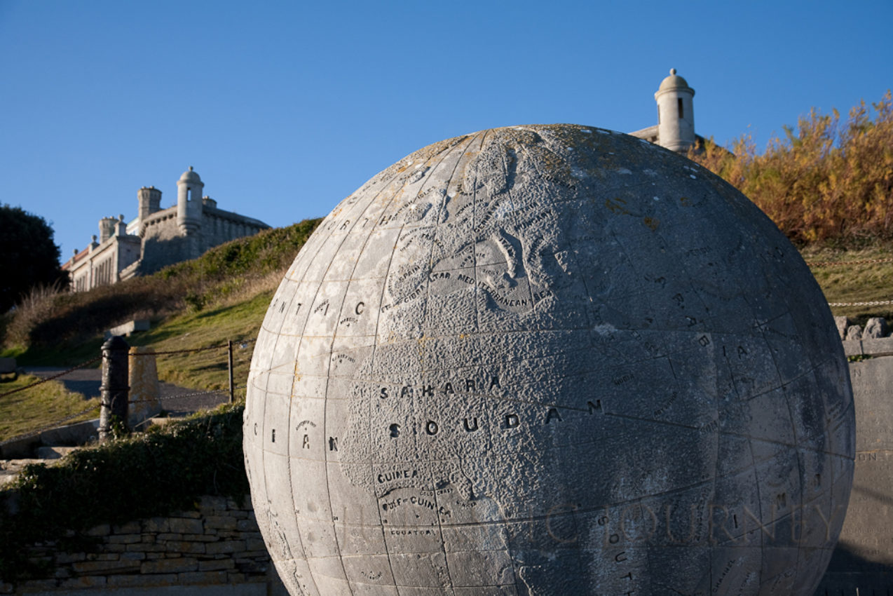 The Globe at Durlston