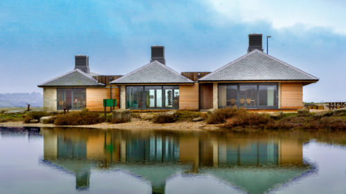 The Fine Foundation Chesil Beach Centre