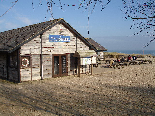 knoll beach cafe studland