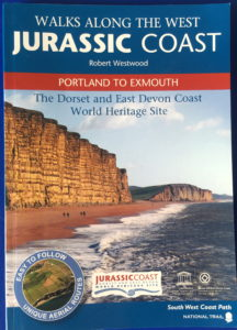 Walks Along The West Jurassic Coast Portland to Exmouth by Robert Westwood