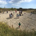 dinosaur footprints walks
