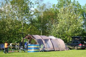 Graston Copse Holiday Park in Burton Bradstock