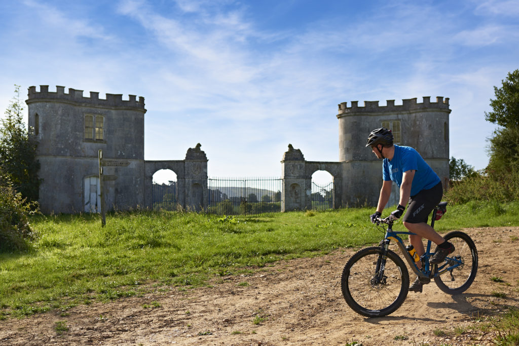Lulworth Estate Bike Trail