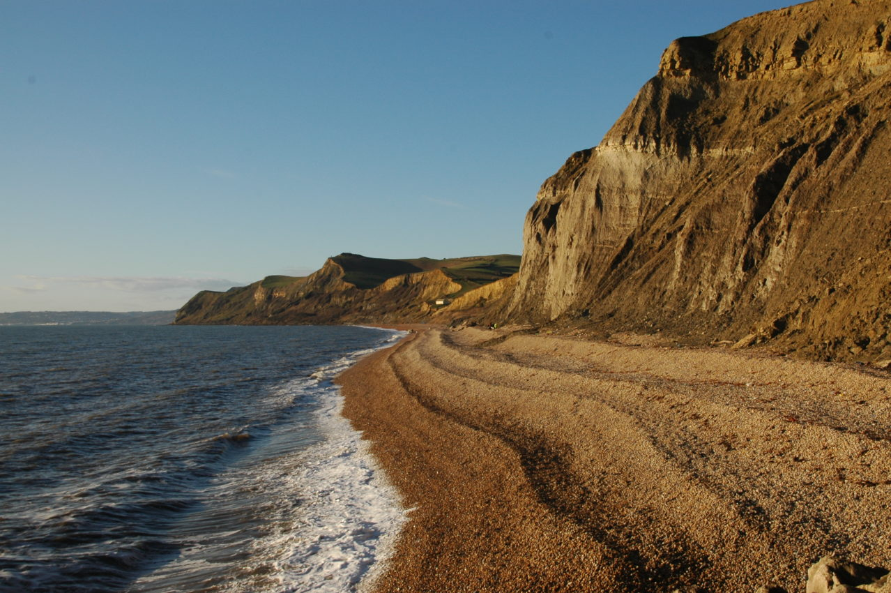 Eype Beach jurassic coast photos