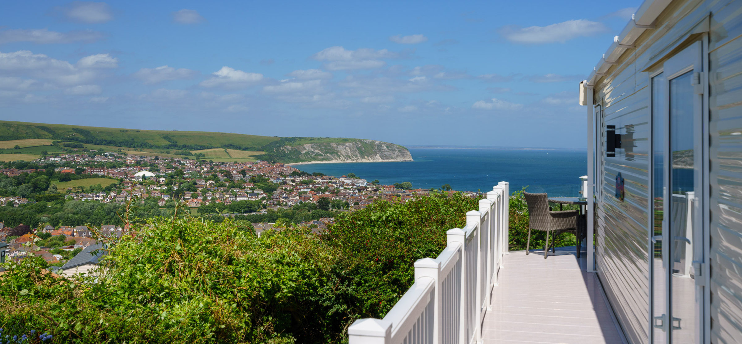Swanage Coastal Park Jurassic Coast Accommodation