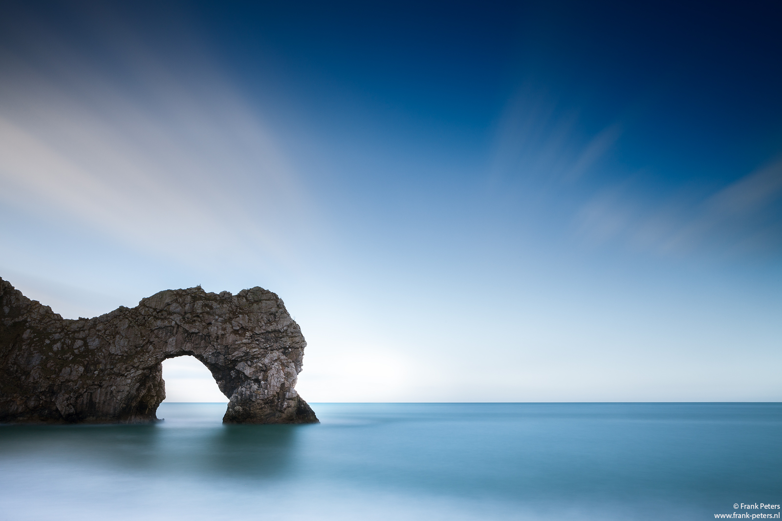 Durdle Door copyright Frank Peters