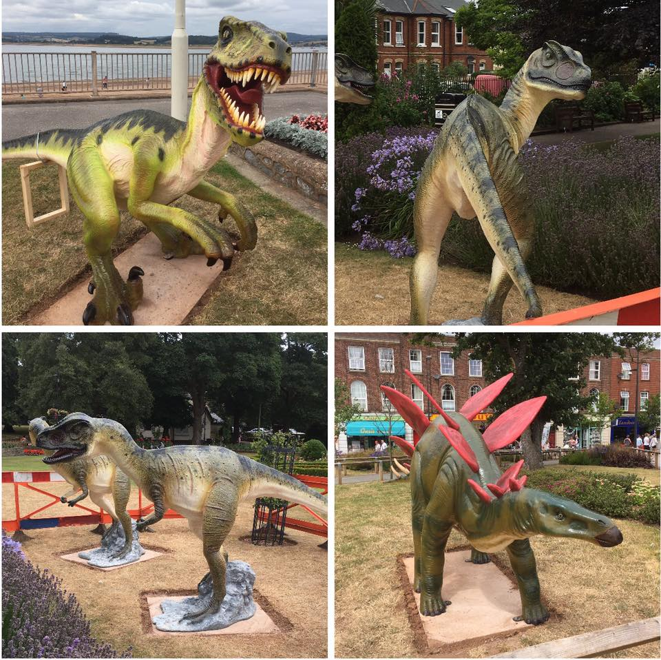 Exmouth Dinosaurs