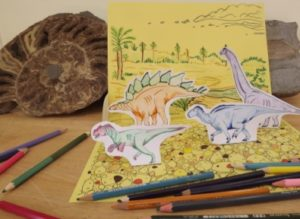 Jurassic Crafts at Charmouth Heritage Coast Centre