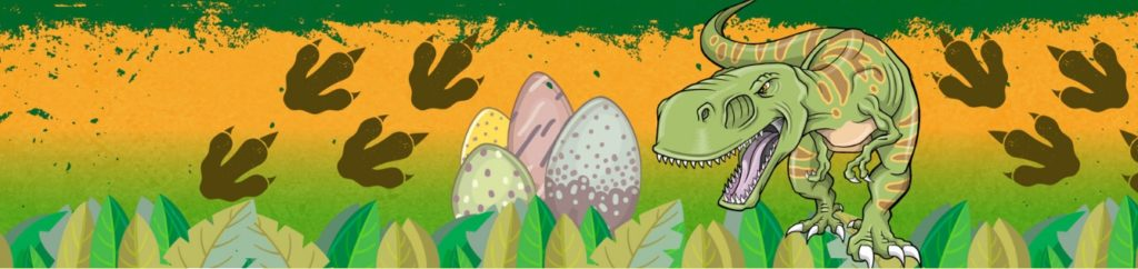 A pair of Jurassic Fantastic events, TheJurassic Egg Hunt and Roarsome Dino Day, are coming to Weymouth this Easter holidays.