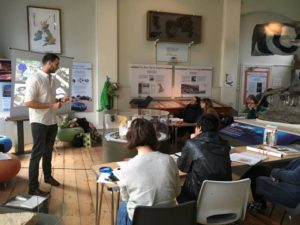 we work with teachers who are non-science specialists, helping them to understand the information that makes the Jurassic Coast a UNESCO World Heritage Site