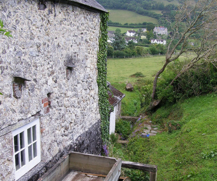 The Old Mill, Branscombe