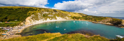 lulworth cove - main image