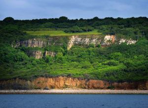 five ace places undercliff jurassic coast talks