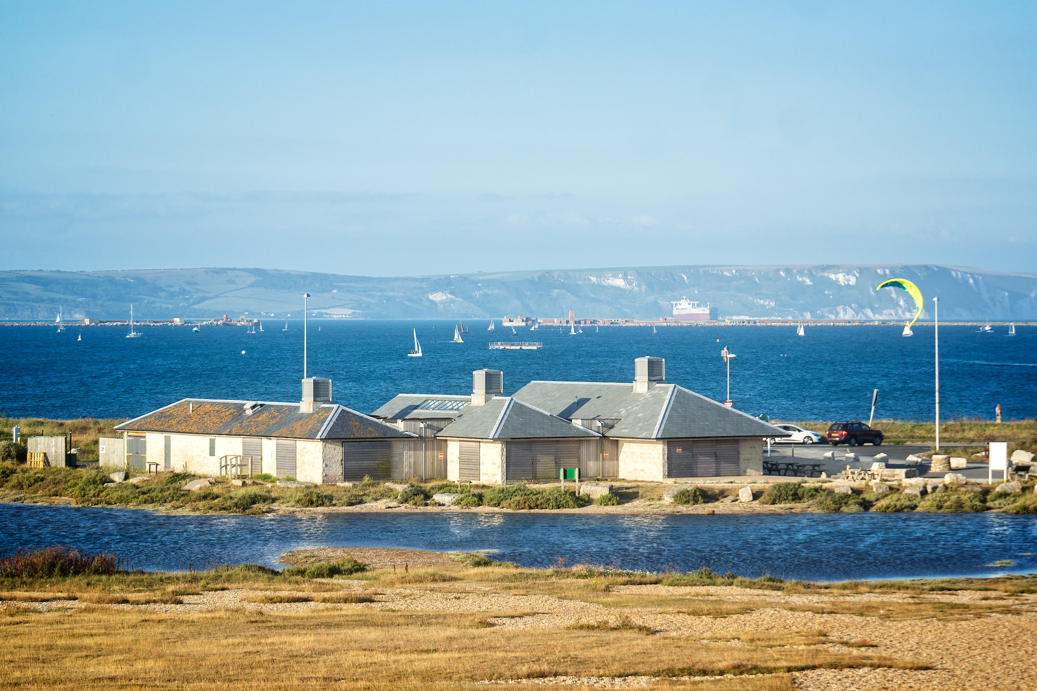Chesil Beach Visitor Centre - Garry Knight