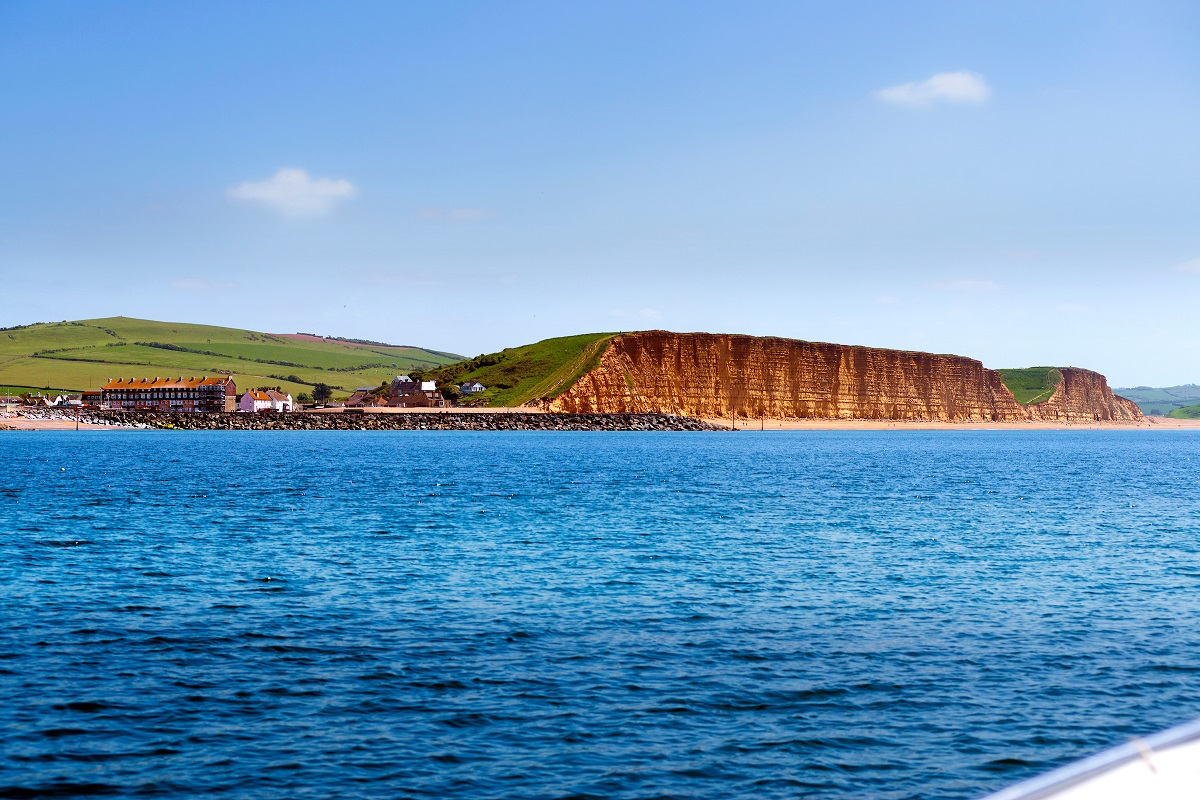 West Bay - East Cliff image