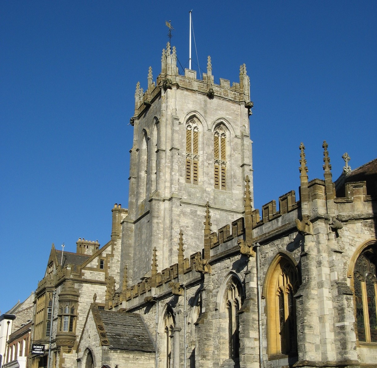 dorchester church