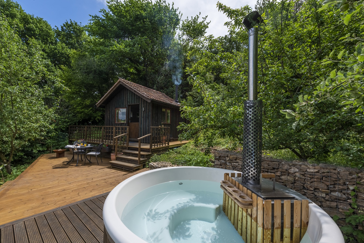classic cottages glamping