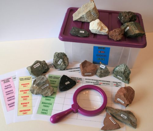 BIG ROCK BOX RESOURCES KS2