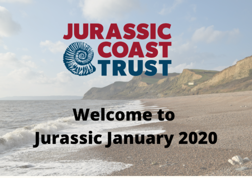 Jurassic January 2020 Welcome