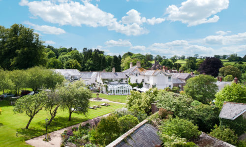 Summer Lodge Country House Hotel and Restaurant