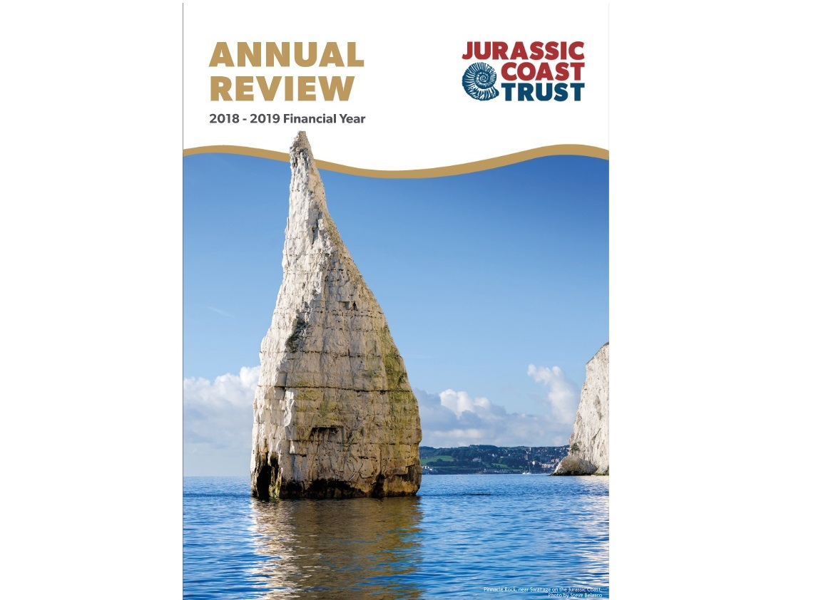 Annual Review 2018-19 front cover